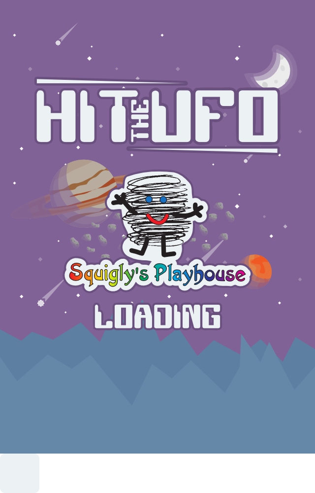 Action Game: Hit The UFO
