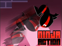Ninja Action Mobile Game