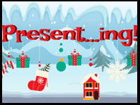 Present...ing! Mobile Game