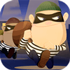 Mobile Game: Robbers In Town