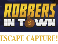 Robbers In Town Mobile Game