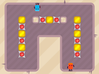 Round Runner Mobile Game