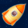 Free Online Game: Space Rocket