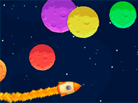 Space Rocket Mobile Game