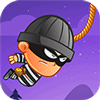 Mobile Game: Swing Robber