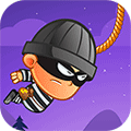 Action Game: Swing Robber