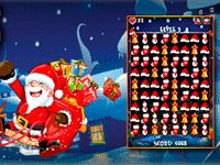 Christmas Breaker Mobile Game