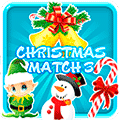 Puzzle Game: Christmas Match 3