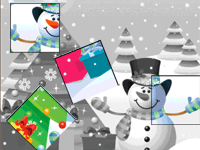 Free Game: Christmas Puzzles