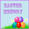 Mobile Game: Easter Memory