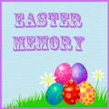 Puzzle Game: Easter Memory