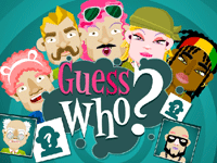 Free Game: Guess Who?