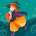 Mobile Game: Halloween Puzzles