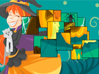 Free Game: Halloween Puzzles