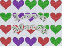 Love Match Game