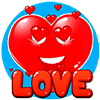 Free Online Game: Love Match3