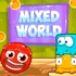 Puzzle Game: Mixed World