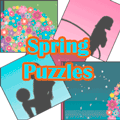 Free Game:  Spring Puzzles