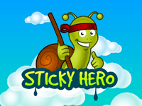 Sticky Hero Game