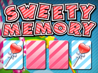 Sweety Memory Game