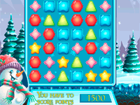 Winter Holidays Mobile Game