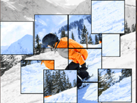 Free Game: Winter Puzzles