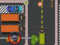 Free Game: Big Truck Parking