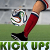 Free Online Game: Kick Ups