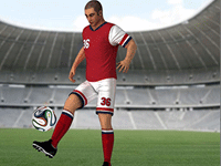 Kick Ups Mobile Game