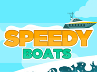 Speedy Boat Mobile Game