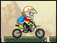 Swift Biker Mobile Game