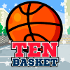 Kids Game: Ten Basket