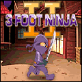 Action Game: 3 Foot Ninja 2