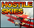 Online Game: Hostile Skies