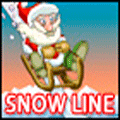 Christmas Game: Snow Line