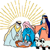 Matching Game: Nativity
