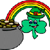 Matching Game: Shamrock