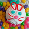 Easter Craft: Bunny Cupcake