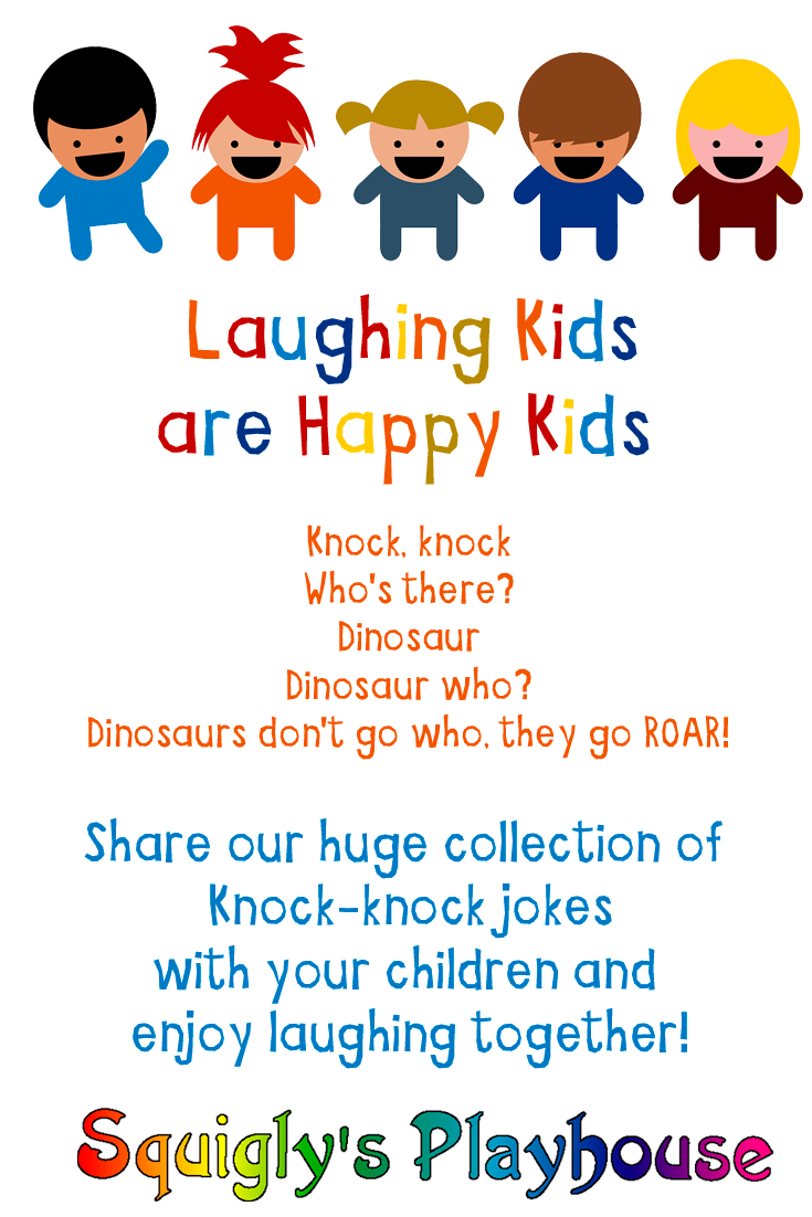 Funny Knock-Knock Jokes for Kids