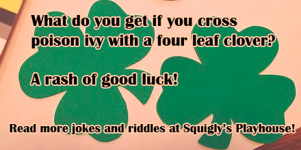 Funny St. Patrick's Day Jokes for Kids
