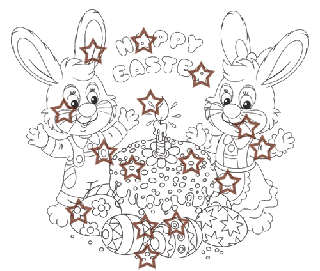 Happy Easter Spot The Difference Puzzle Answer Key
