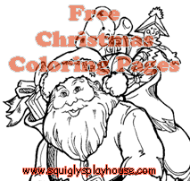 Over 75 free Christmas coloring pages for kids.