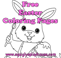 50 Easter Coloring Pages for kids.