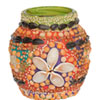 Decorated Jars Craft