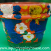 Decorate a Flowerpot Craft