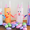Easter Bunnies Easter Craft