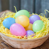 Egg Decorating Easter Craft