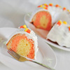 Candy Corn Cake Craft