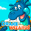 Drake and the Wizards Online Action Game