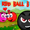 Red Ball 3 Online Action Game